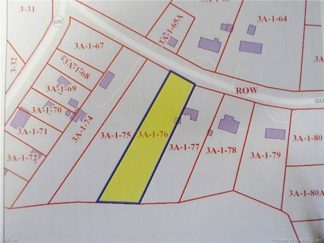Lot 76 Guilford Heights Drive, Surry, VA 23881 (MLS #1903821) :: Chantel Ray Real Estate