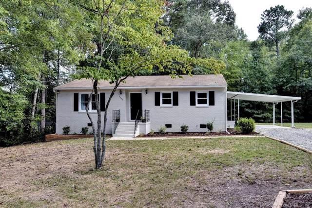 6232 Centerville Road, Williamsburg, VA 23188 (MLS #1903824) :: Chantel Ray Real Estate