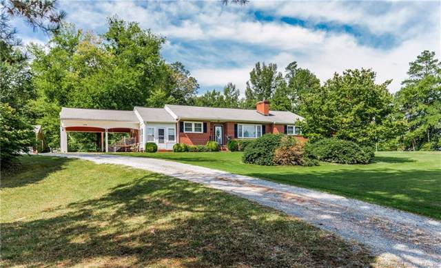 8200 Poindexter Road, New Kent, VA 23124 (MLS #1903890) :: Chantel Ray Real Estate
