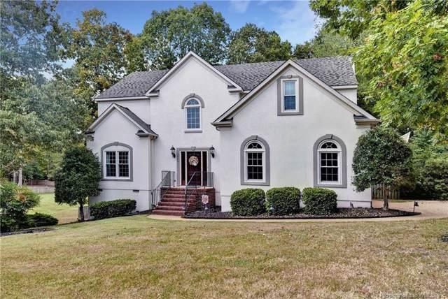 3476 Frances Berkeley, Williamsburg, VA 23188 (MLS #1903908) :: Chantel Ray Real Estate