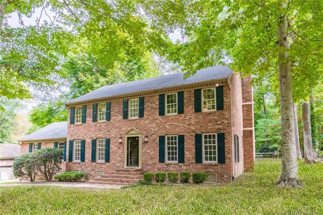 6 Staples Road, Williamsburg, VA 23185 (MLS #1903911) :: Chantel Ray Real Estate