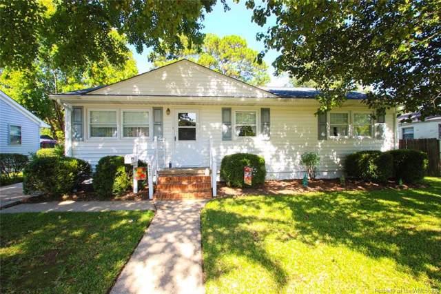 623 Spruce Road, Newport News, VA 23601 (MLS #1903944) :: Chantel Ray Real Estate