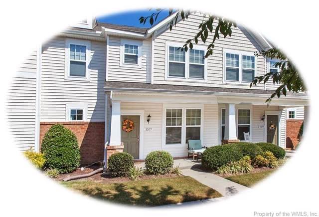 3217 Francis Court 9B, Toano, VA 23168 (MLS #1903962) :: Chantel Ray Real Estate