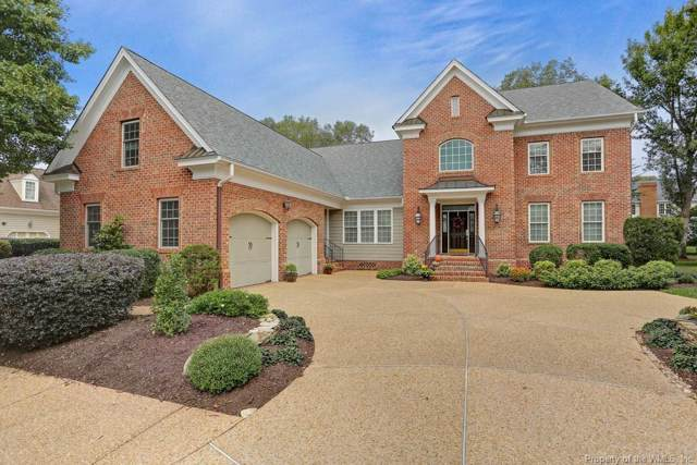 199 Nottinghamshire, Williamsburg, VA 23188 (MLS #1903969) :: Howard Hanna