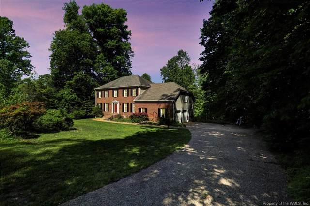 104 Holloway Drive, Williamsburg, VA 23185 (MLS #1903985) :: Chantel Ray Real Estate
