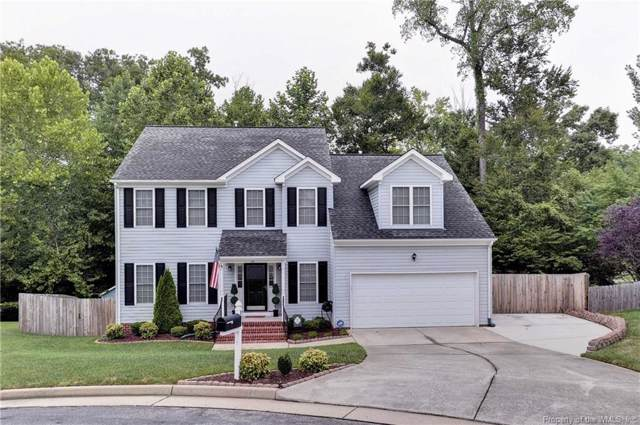 114 Bluffs Circle, Williamsburg, VA 23185 (MLS #1904056) :: Howard Hanna