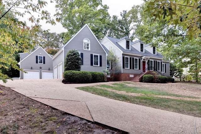 133 Blackheath, Williamsburg, VA 23188 (MLS #1904069) :: Howard Hanna