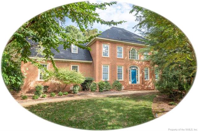 2059 Hornes Lake Road, Williamsburg, VA 23185 (MLS #1904077) :: Howard Hanna