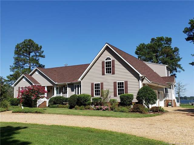 9939 Anchorage Lane, Gloucester, VA 23061 (MLS #1904087) :: Chantel Ray Real Estate