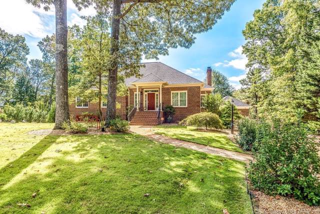118 Edward Wyatt Drive, Williamsburg, VA 23188 (MLS #1904091) :: Howard Hanna