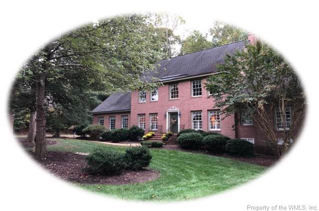 107 Woodhall Spa, Williamsburg, VA 23188 (MLS #1904095) :: Howard Hanna
