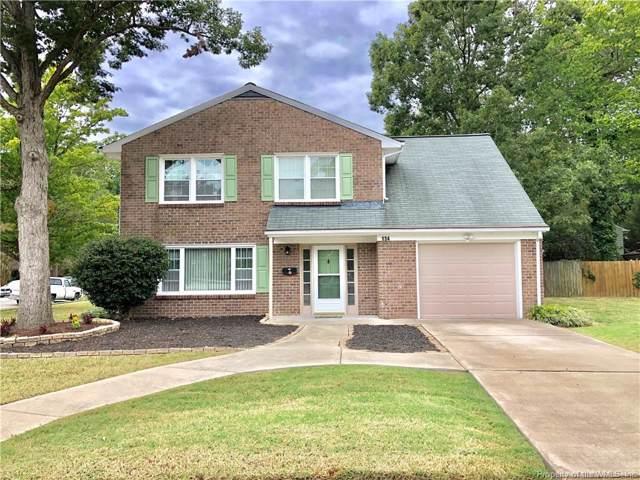 134 Schooner Drive, Hampton, VA 23669 (MLS #1904096) :: Chantel Ray Real Estate