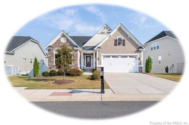 301 Caroline Circle, Williamsburg, VA 23185 (MLS #1904098) :: Howard Hanna