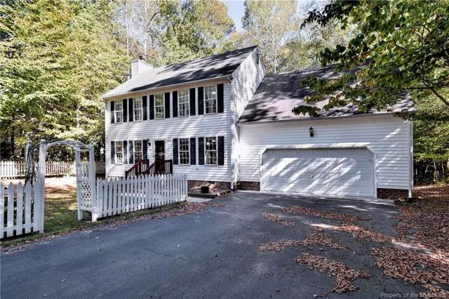 6301 Adams Hunt Drive, Williamsburg, VA 23188 (MLS #1904112) :: Chantel Ray Real Estate