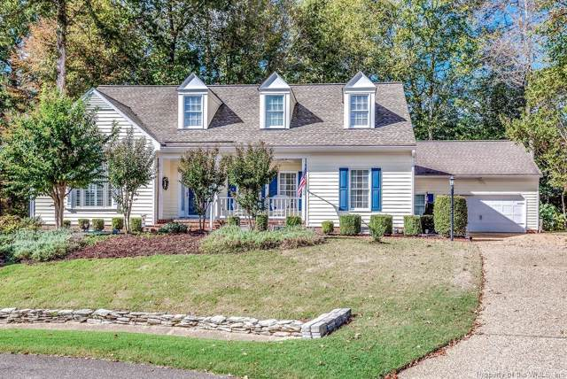 130 Saint Annes, Williamsburg, VA 23188 (MLS #1904122) :: Chantel Ray Real Estate