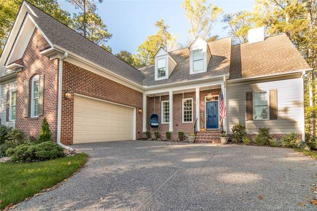 127 Kingdom Of Fife, Williamsburg, VA 23188 (MLS #1904131) :: Chantel Ray Real Estate