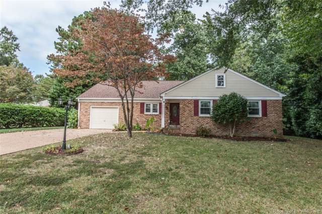 96 Shoemaker Circle, Newport News, VA 23602 (MLS #1904134) :: Chantel Ray Real Estate