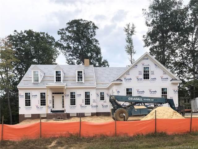 101 Cascades, Williamsburg, VA 23188 (MLS #1904136) :: Chantel Ray Real Estate