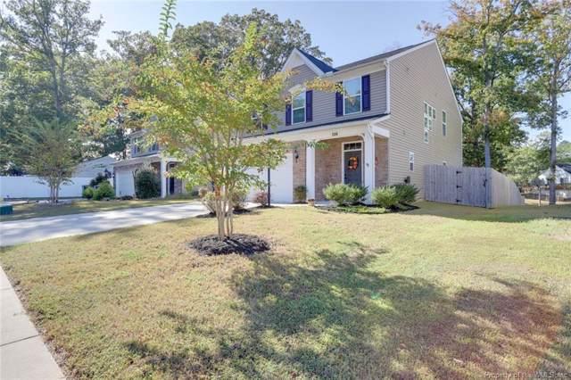206 Bethune Drive, Williamsburg, VA 23185 (MLS #1904179) :: Chantel Ray Real Estate