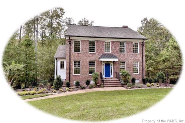 2939 Leatherleaf Drive, Toano, VA 23168 (MLS #1904180) :: Chantel Ray Real Estate