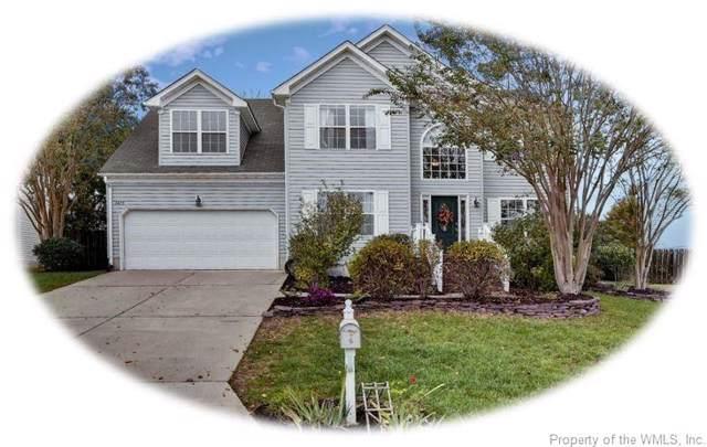 3415 Colony Mill Road, Toano, VA 23168 (#1904241) :: Abbitt Realty Co.