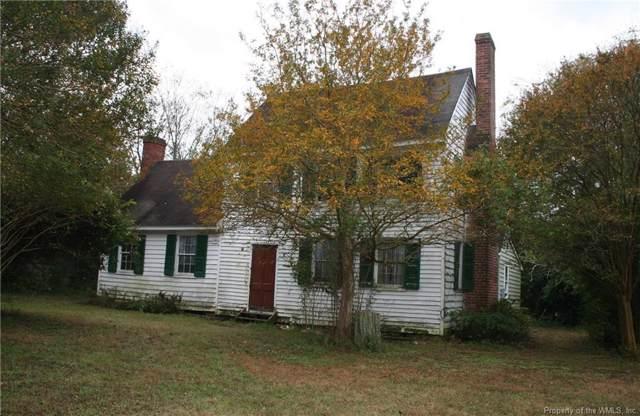 111 Hunts Neck Road, Poquoson, VA 23662 (MLS #1904280) :: Chantel Ray Real Estate