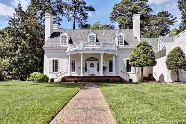 2920 Kitchums Pond Road, Williamsburg, VA 23185 (MLS #1904419) :: Howard Hanna