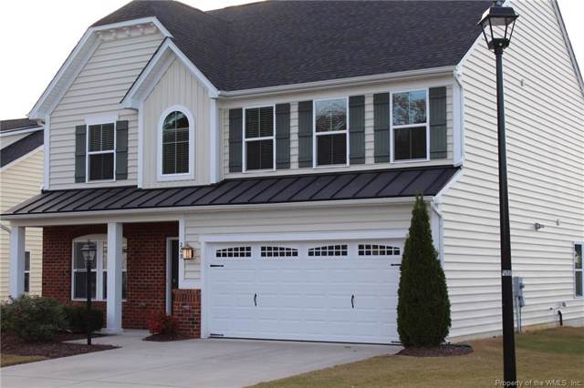 209 Christopher Lane, Williamsburg, VA 23185 (MLS #1904497) :: Chantel Ray Real Estate