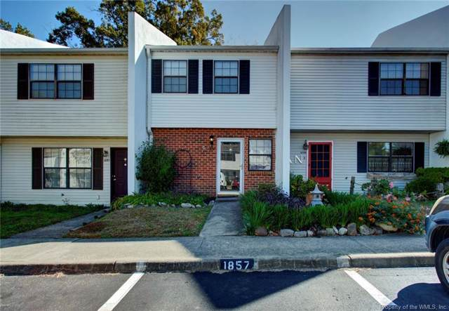 1857 Ferrell Drive, Williamsburg, VA 23185 (MLS #1904511) :: Chantel Ray Real Estate
