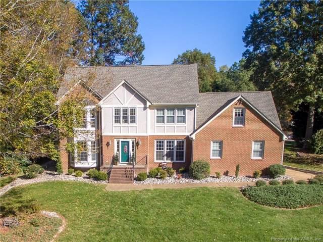 4955 Burnley Drive, Williamsburg, VA 23188 (MLS #1904515) :: Chantel Ray Real Estate