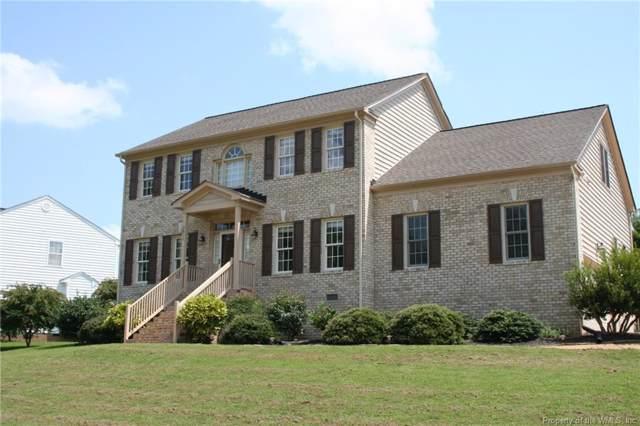3912 Bournemouth Bend, Williamsburg, VA 23188 (MLS #1904590) :: Chantel Ray Real Estate