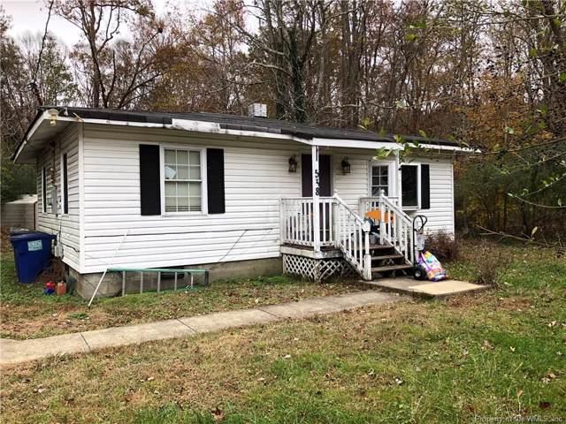 538 Lula Carter Road, Newport News, VA 23603 (MLS #1904618) :: Chantel Ray Real Estate