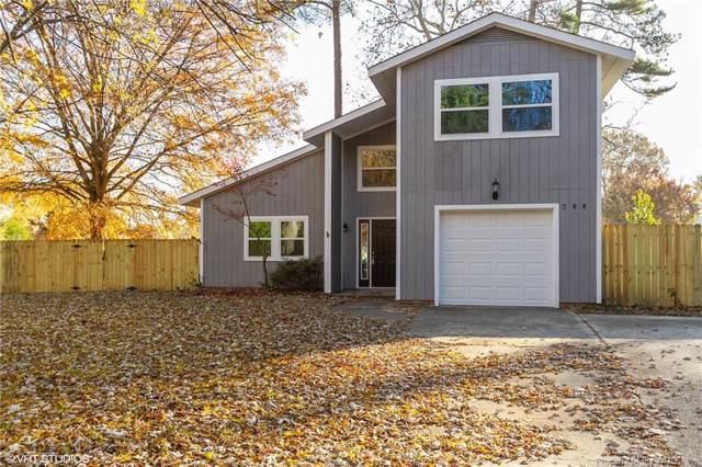 422 Musket Drive, Williamsburg, VA 23185 (MLS #1904655) :: Chantel Ray Real Estate