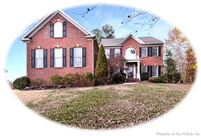 9424 Ashlock Court, Toano, VA 23168 (MLS #1904669) :: Chantel Ray Real Estate