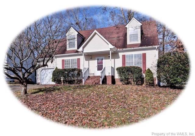 809 Lantern Place, Williamsburg, VA 23185 (MLS #1904680) :: Chantel Ray Real Estate