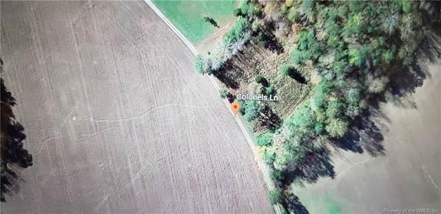 2.25 acres Colonels Lane, Saluda, VA 23149 (#1904690) :: Abbitt Realty Co.