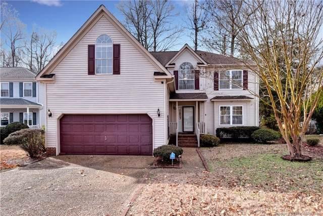 107 White Stone Court, Newport News, VA 23603 (MLS #1904743) :: Chantel Ray Real Estate
