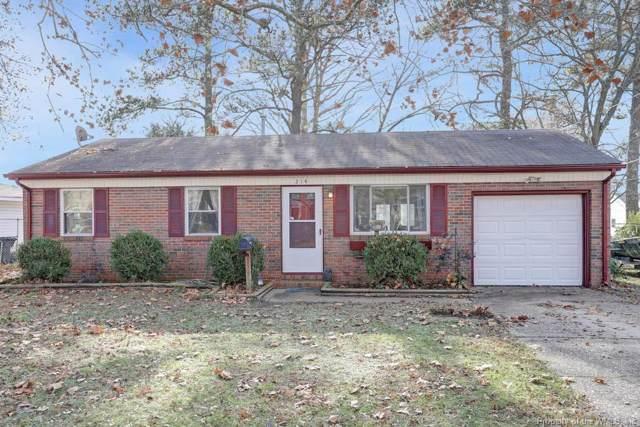 214 Belray Drive, Newport News, VA 23601 (MLS #1904769) :: Chantel Ray Real Estate