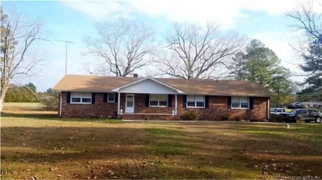865 Tick Neck Road, Foster, VA 23056 (#1904771) :: Abbitt Realty Co.