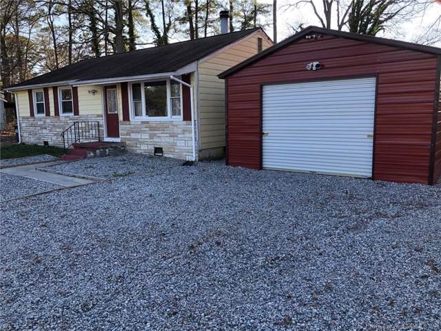 106 Luther Drive, Williamsburg, VA 23185 (MLS #1904831) :: Chantel Ray Real Estate