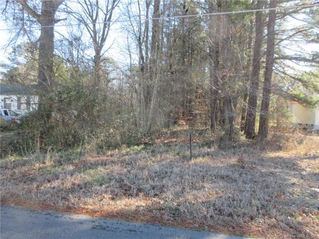 464 (Lot 1) Queens Creek Road, Williamsburg, VA 23185 (#2000014) :: The Bell Tower Real Estate Team