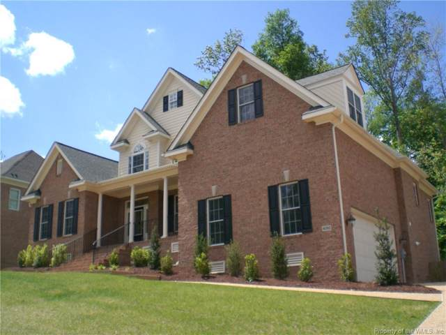 4092 Powhatan Secondary, Williamsburg, VA 23188 (MLS #2000038) :: Howard Hanna