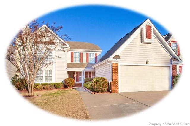 174 Waters Edge Drive, Williamsburg, VA 23188 (MLS #2000113) :: Howard Hanna