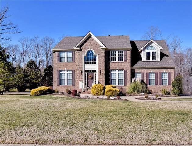3301 Newland Court, Toano, VA 23168 (MLS #2000116) :: Chantel Ray Real Estate