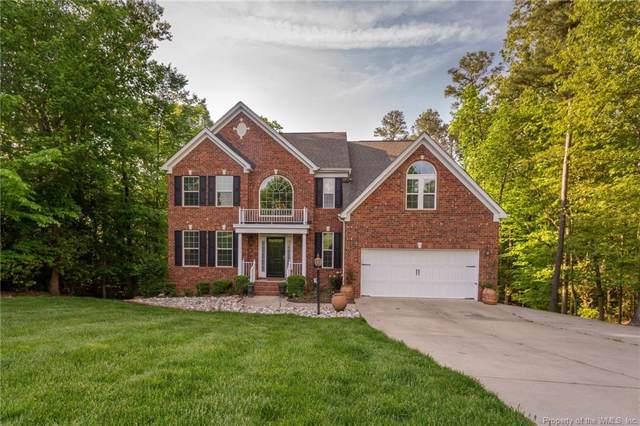 9444 Ottoway Court, Toano, VA 23168 (MLS #2000120) :: Chantel Ray Real Estate