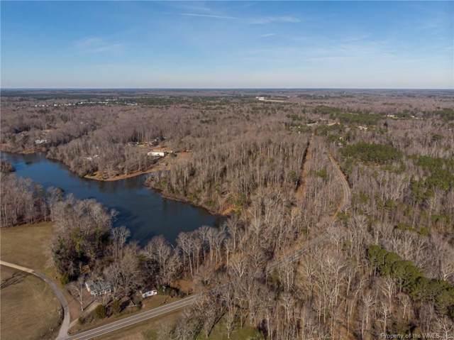 20.60 T C Walker Road, Gloucester, VA 23061 (MLS #2000152) :: Chantel Ray Real Estate