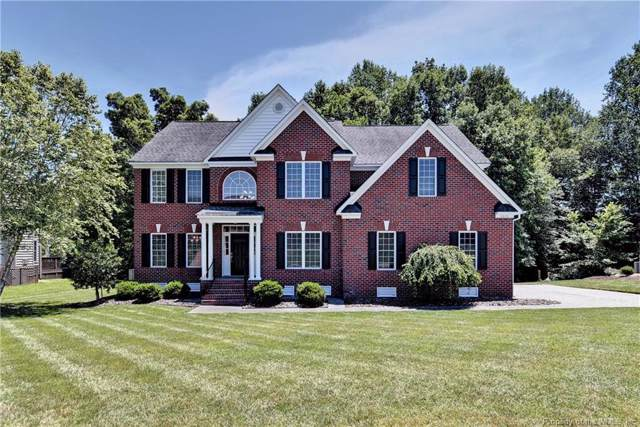 4075 Dunbarton Circle, Williamsburg, VA 23188 (MLS #2000168) :: Chantel Ray Real Estate