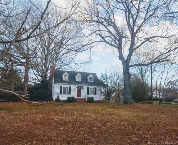 168 Old Field Road, Williamsburg, VA 23188 (MLS #2000179) :: Chantel Ray Real Estate