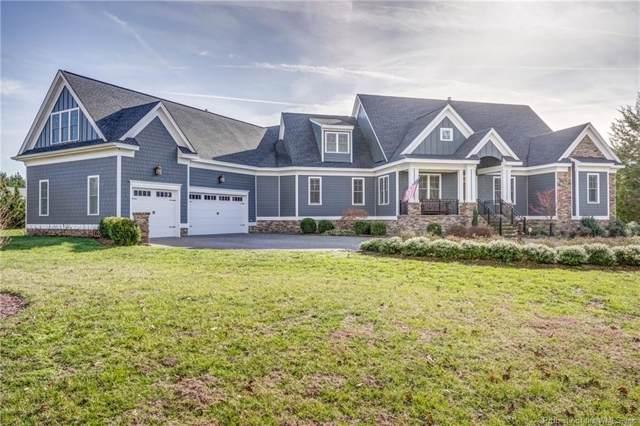 2629 Jockeys Neck Trail, Williamsburg, VA 23185 (MLS #2000194) :: Chantel Ray Real Estate
