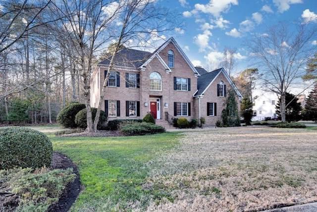216 Darden Drive, Poquoson, VA 23662 (MLS #2000204) :: Chantel Ray Real Estate